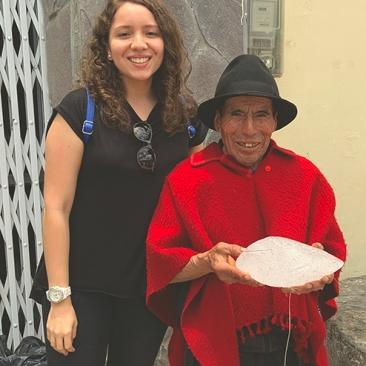 Balzatar Ushca, el último hielero del Chimborazo