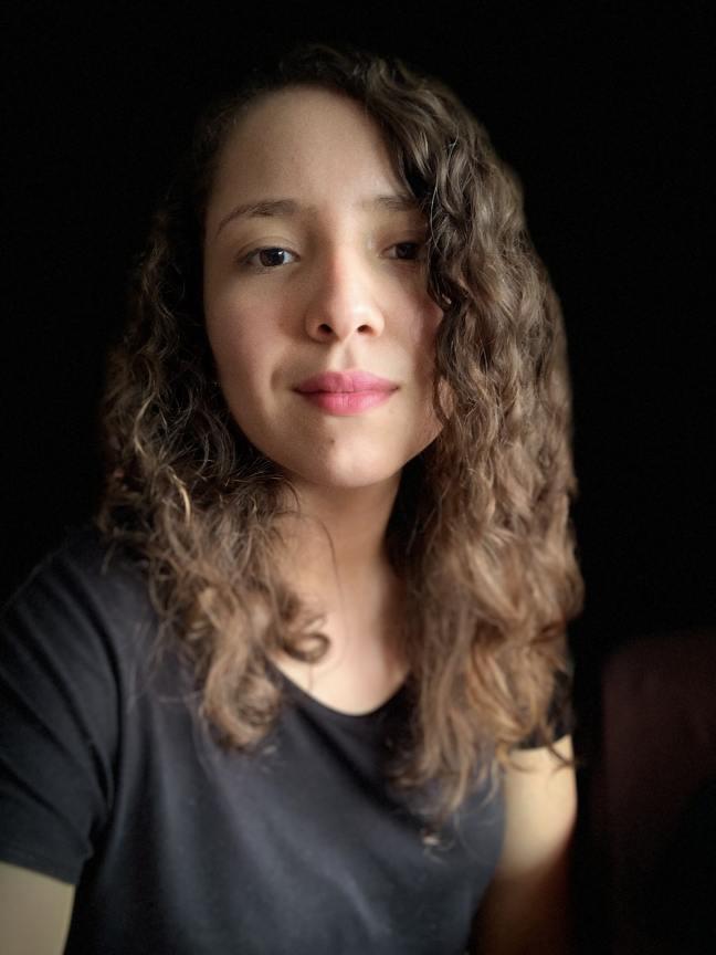 Selfie Valeria Constante