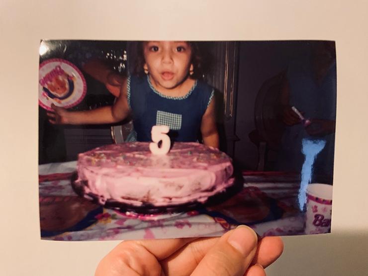 Cumpleaños 5 Cosas de Valeria