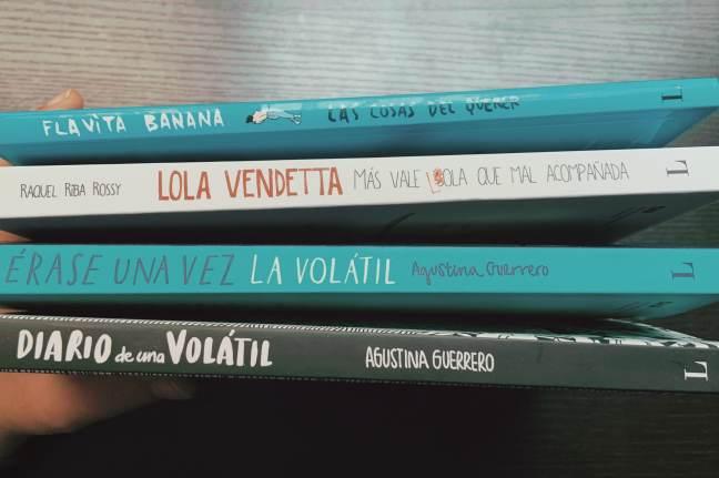 Flavita Banana, Lola Vendetta y Agustina Guerrero