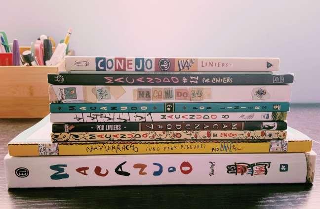 Libros de Liniers