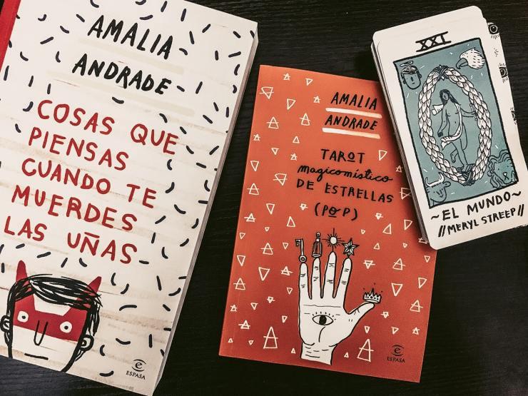 Libros de Amalia Andrade