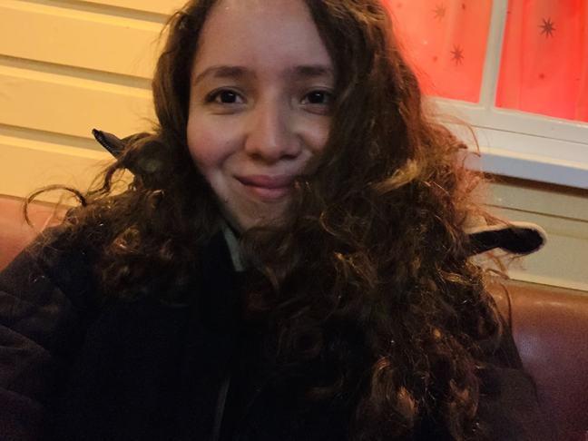 Valeria Constante en Islandia