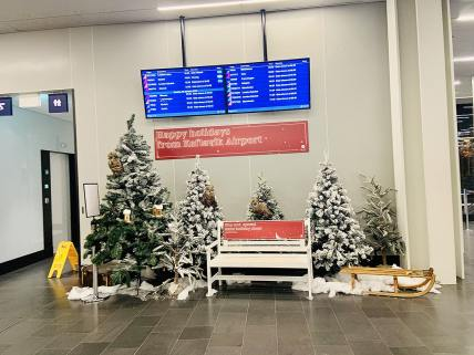 Navidad en Keflavik