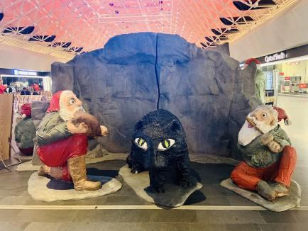 Decoración navideña en KEF